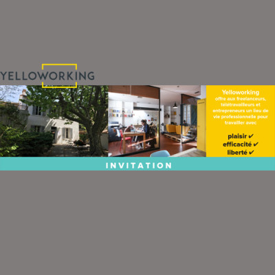 2 juin : Inauguration Yelloworking