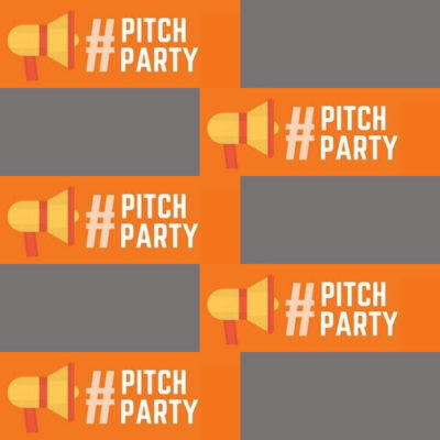 15 septembre 2016 : Pitch Party