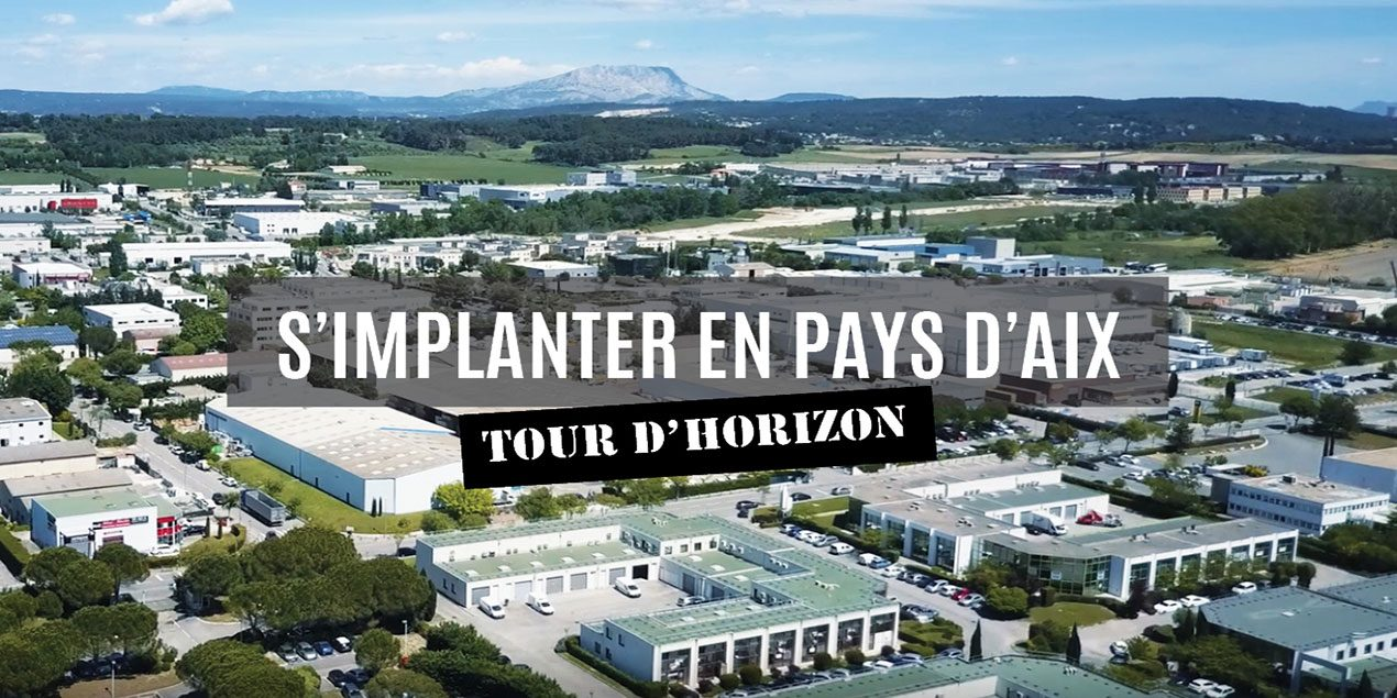 S'implanter en Pays d'Aix
