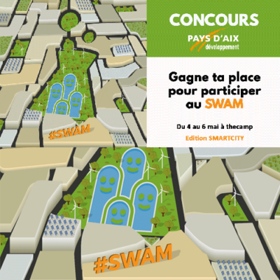 4 - 6 mai : Startup Weekend Aix-Marseille spécial Smart City