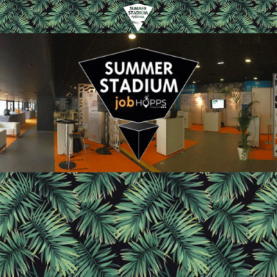 30 juin : Summer Stadium Job Hopps