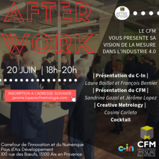 20 juin :  After work
